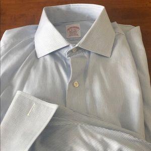 Brooks Brothers Madison Fit Shirt stripe 16-34